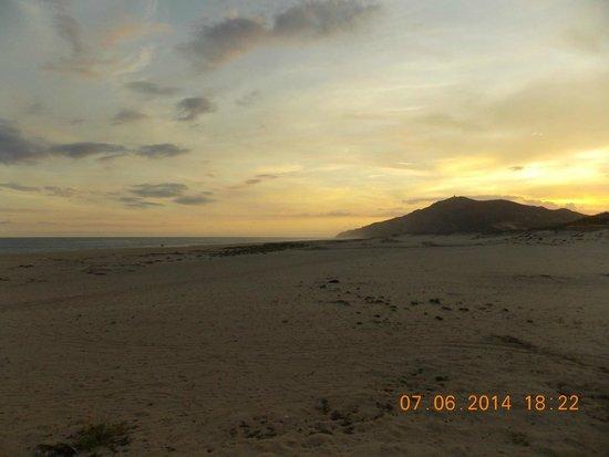 Pueblo Bonito Pacifica Golf & Spa Resort : View of the beach