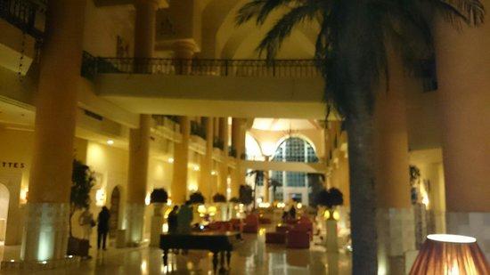 Carthage Thalasso: Hall