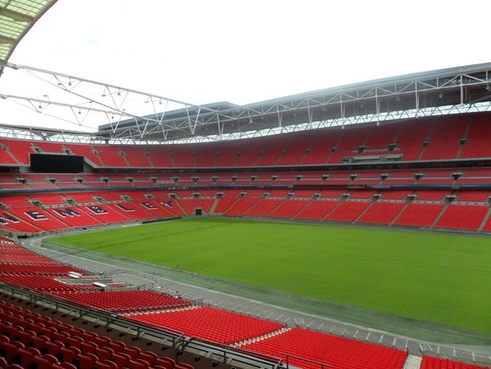 Wembley Stadium: Amazing stadium..