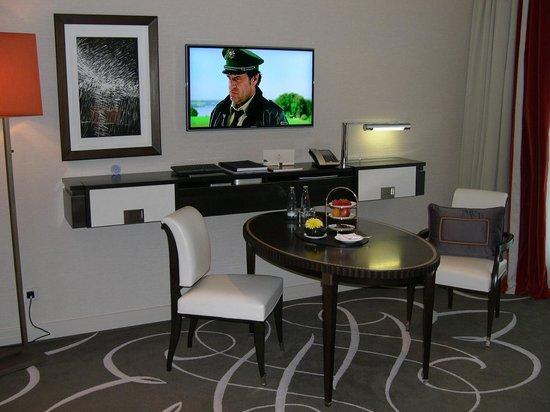 Waldorf Astoria Berlin: Zimmer 1010