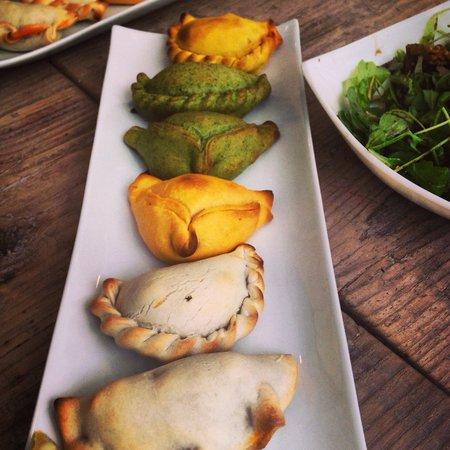Muns: Variedad de empanadas