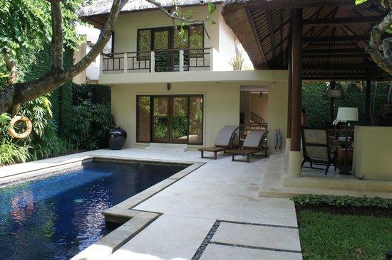 Kayumanis Sanur Private Villa & Spa: La villa avec sa piscine privée