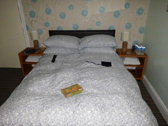 McHalls Hotel: Room2