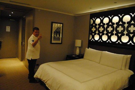 Hilton Lima Miraflores: Habitacion
