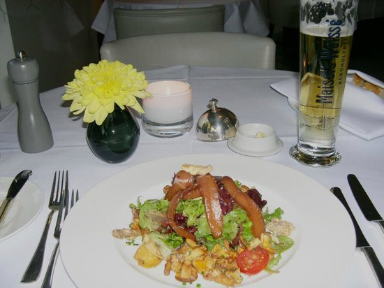 Waldorf Astoria Berlin: Dinner