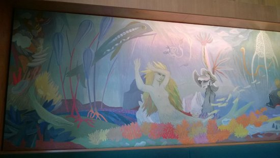 Tove Jansson's Wall Paintings