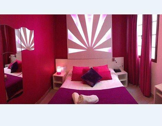 Nest Style Granada : Habitación