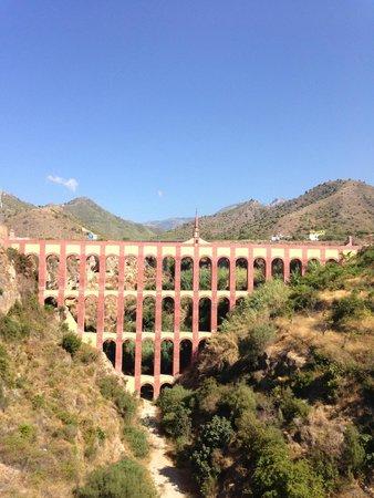 Aqueduct of El Aguila: Aqueduct