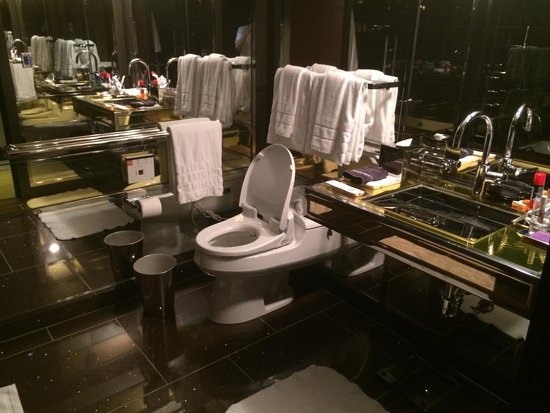 The Chatwal, A Luxury Collection Hotel, New York: Room #406 Bathroom