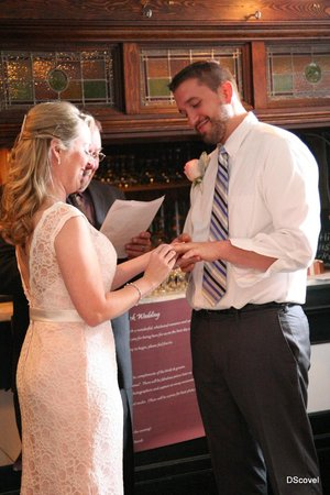 Corner Wine Bar: Getting married at the CWB Wine Cellar