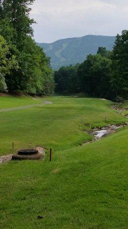 Massanutten Resort : golf