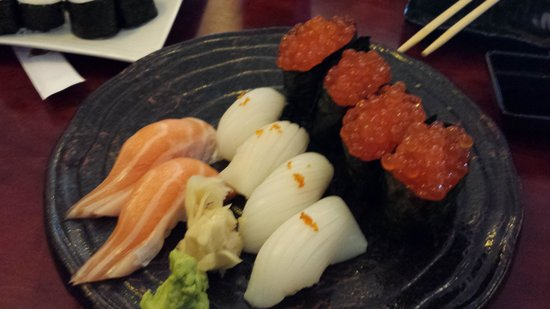 joy sushi : Assorted