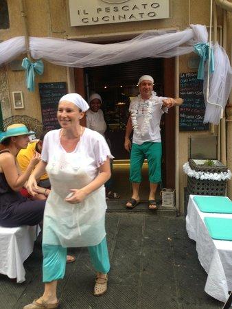 Il Pescato Cucinato: 9/8/2014