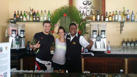 Grand Palladium Punta Cana Resort & Spa: Los 3 magnificos