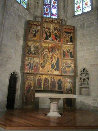 Museu d'Historia de Barcelona - MUHBA: Капелла Св. Агаты