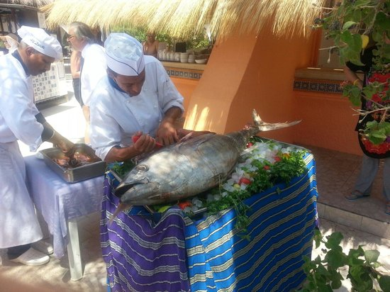 Iberostar Mehari Djerba: Food for the tunisian wedding