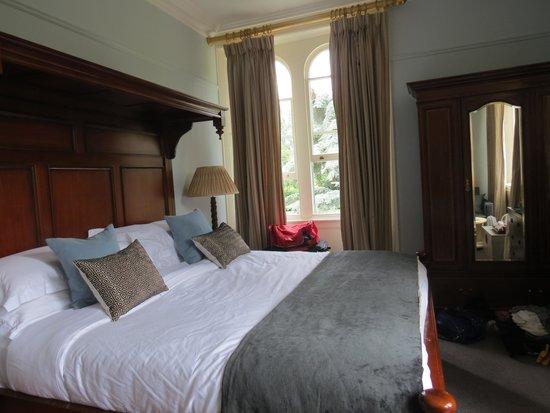 Beechfield House: Beech room