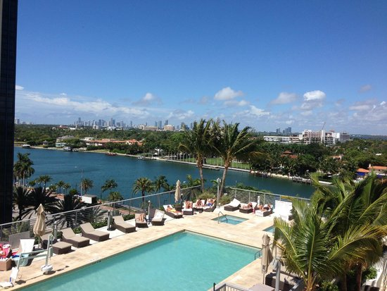 Grand Beach Hotel: Takbasseng