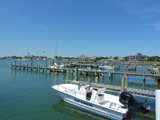 Ocracoke Harbor Inn: Harbor