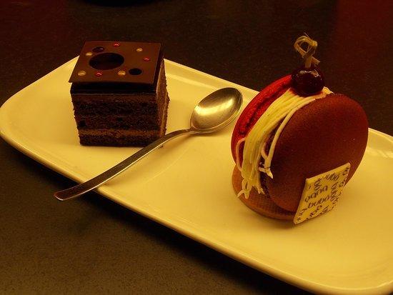 Bubo Born : Macaron / mousse