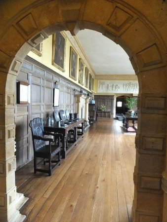 Montacute House: Ground Floor Hall