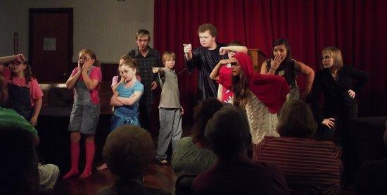 Tamaqua Community Art Center: Theatre Show