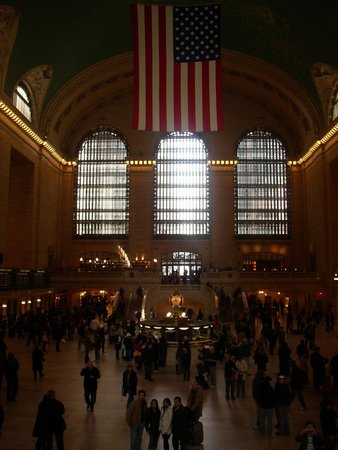 Grand Central Terminal: Iconic view