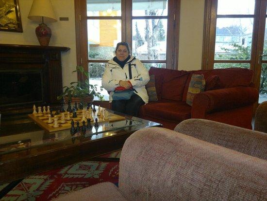 Hotel Kosten Aike: Varios espacios para esparcimiento y recreación
