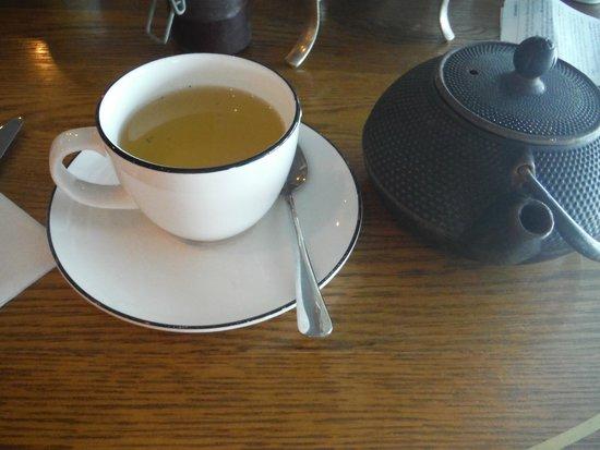 Galería Nacional: Tea for two
