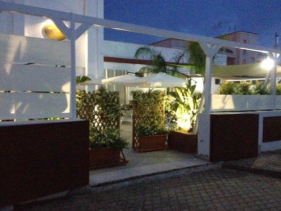Casarano, Italien: Garden estivo