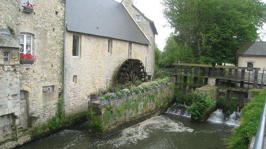 Musée de la Tapisserie de Bayeux : el exterior