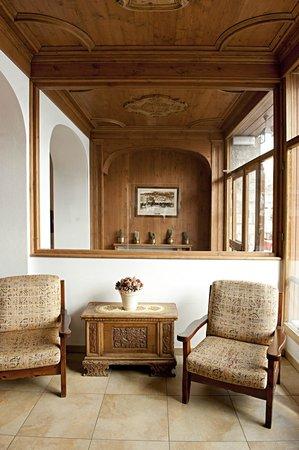 Hotel Villa Argentina: Reception