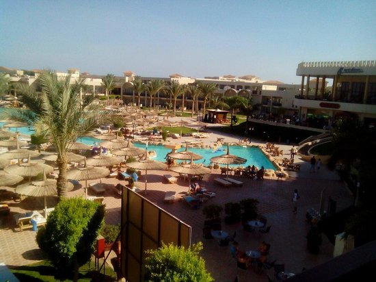 Royal Albatros Moderna Sharm el-Sheikh: Active pool
