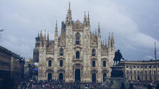 Catedral (Duomo): Piazza del Duomo