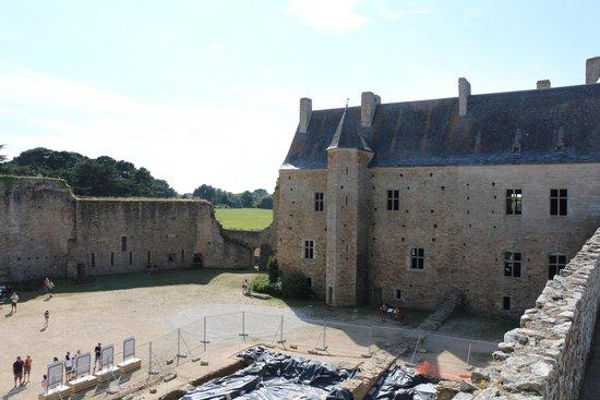 Chateau de Suscinio : Château de Suscinio