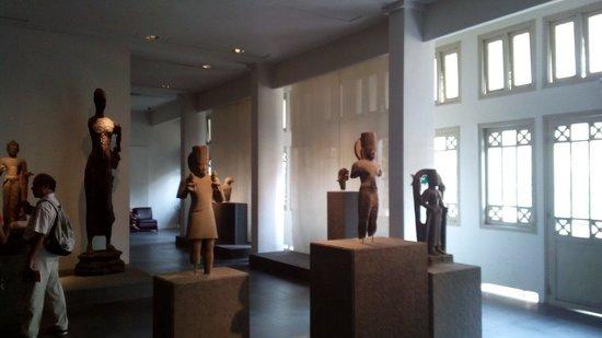 Museo de Historia de Vietnam: Salle du Champa