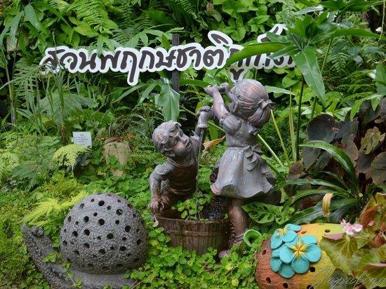 Phuket Botanic Garden: Все так мило...
