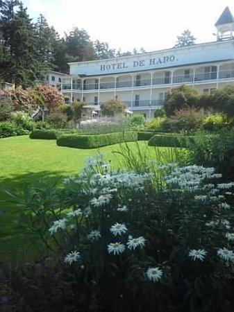 Roche Harbor Resort: Hotel picture