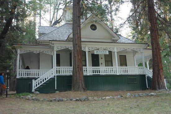 Big Trees Lodge: La Moore House, uno de los alojamientos