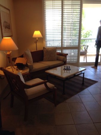 The Residence Mauritius: Room