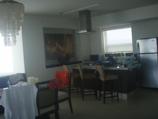 Marival Residences Luxury Resort Nuevo Vallarta: Our Kitchen