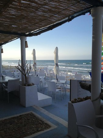 Terraza Picture Of Los Banos Sunshine Bar Denia Tripadvisor