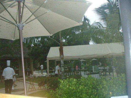 Marival Residences Luxury Resort Nuevo Vallarta: View from Omagio