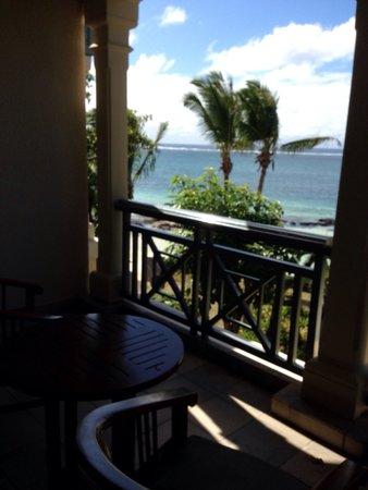 The Residence Mauritius: Balcony