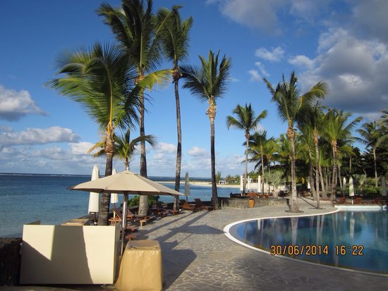 The Residence Mauritius : View