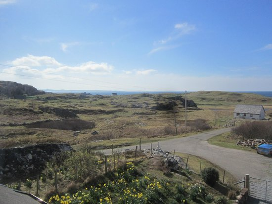 Stoer, UK: View to the south