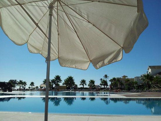 Hotel Fuerte Estepona: DESDE LA TUMBONA