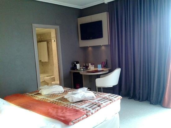Mercure Monte Igueldo: habitación privilege