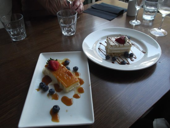 Langland's Brasserie: Desserts To Live For!