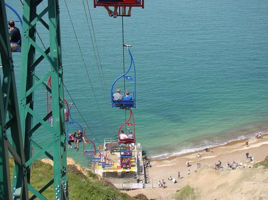 The Needles : Chairlift